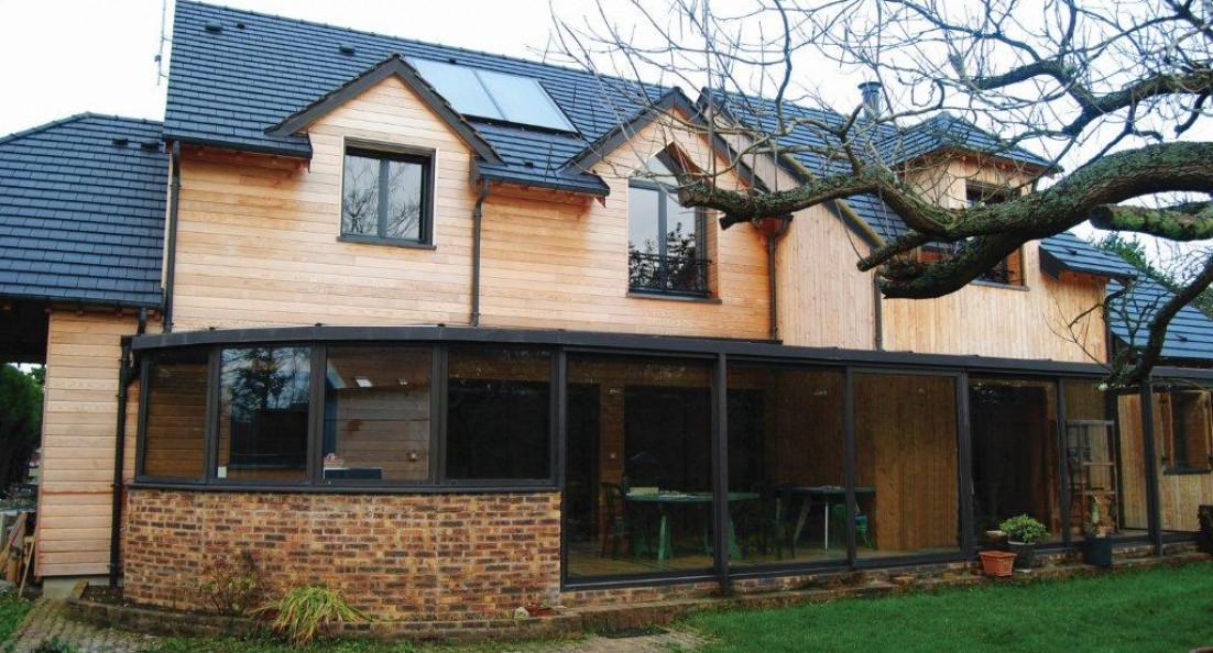 Isolation Ext Rieure Maison Bois 27
