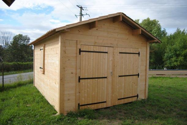 Construction ossature bois maison bois 27 page 3 for Abri de jardin en bois la redoute